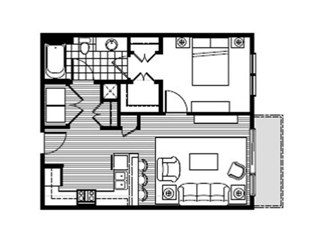 2700 capitol park apartment in tuscaloosa al - One bedroom apartments in tuscaloosa ...