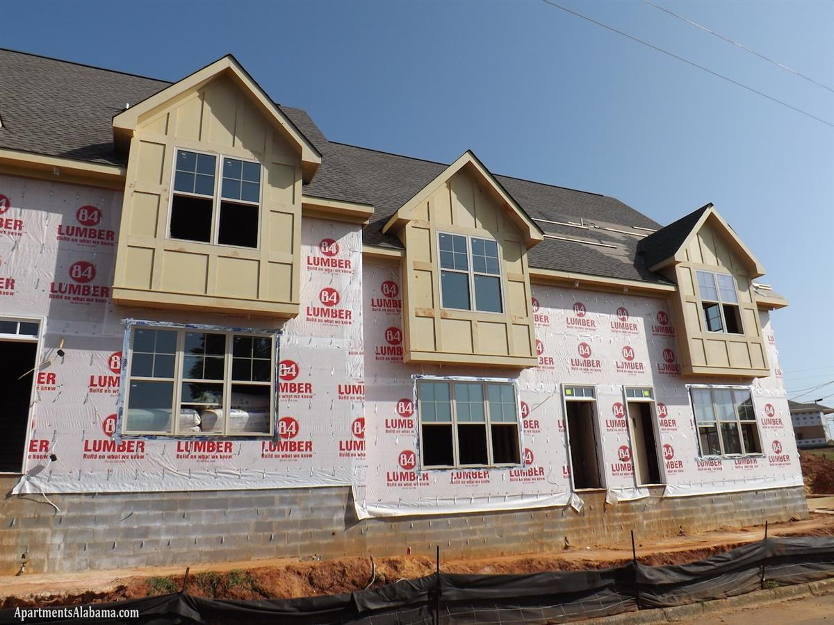 Beverly Townhomes Apartment In Tuscaloosa Al
