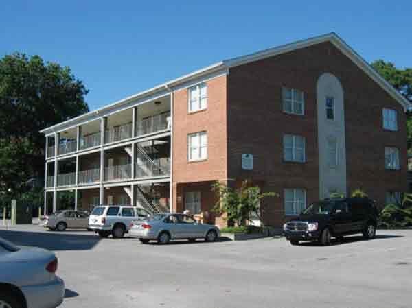 Bryant Drive Apartment In Tuscaloosa Al
