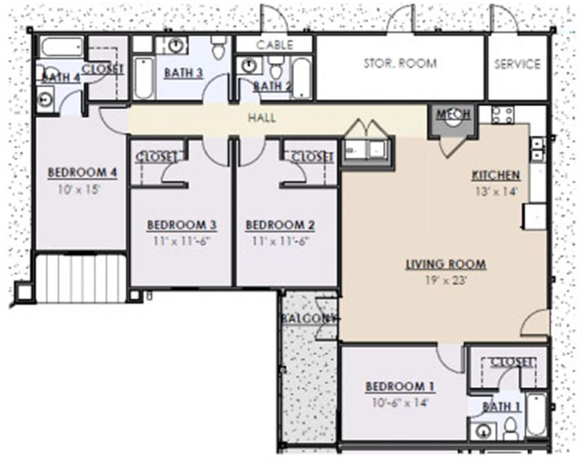 Apartment No Floorplan Img