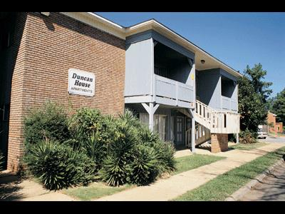 Duncan House Apartment In Tuscaloosa Al