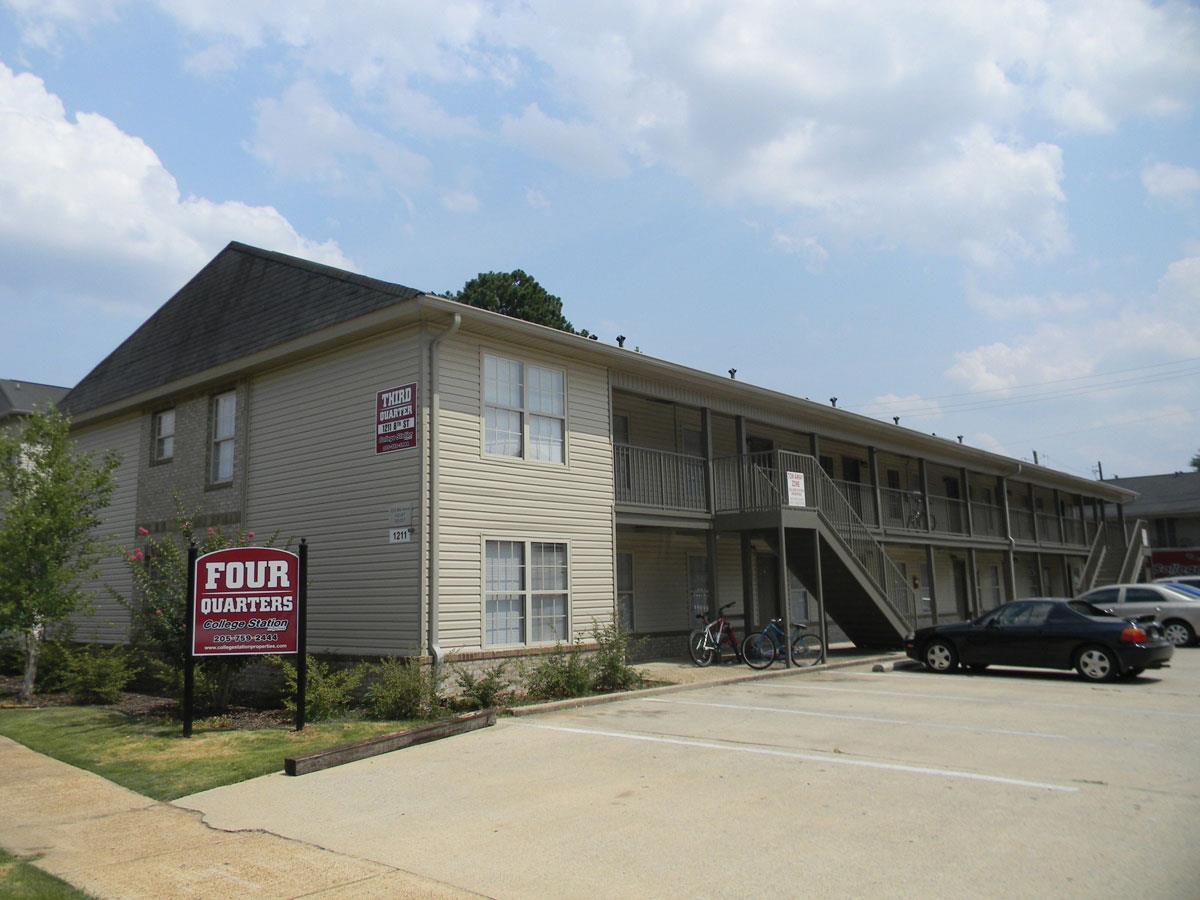 Four quarters apartment in tuscaloosa al - One bedroom apartments in tuscaloosa ...