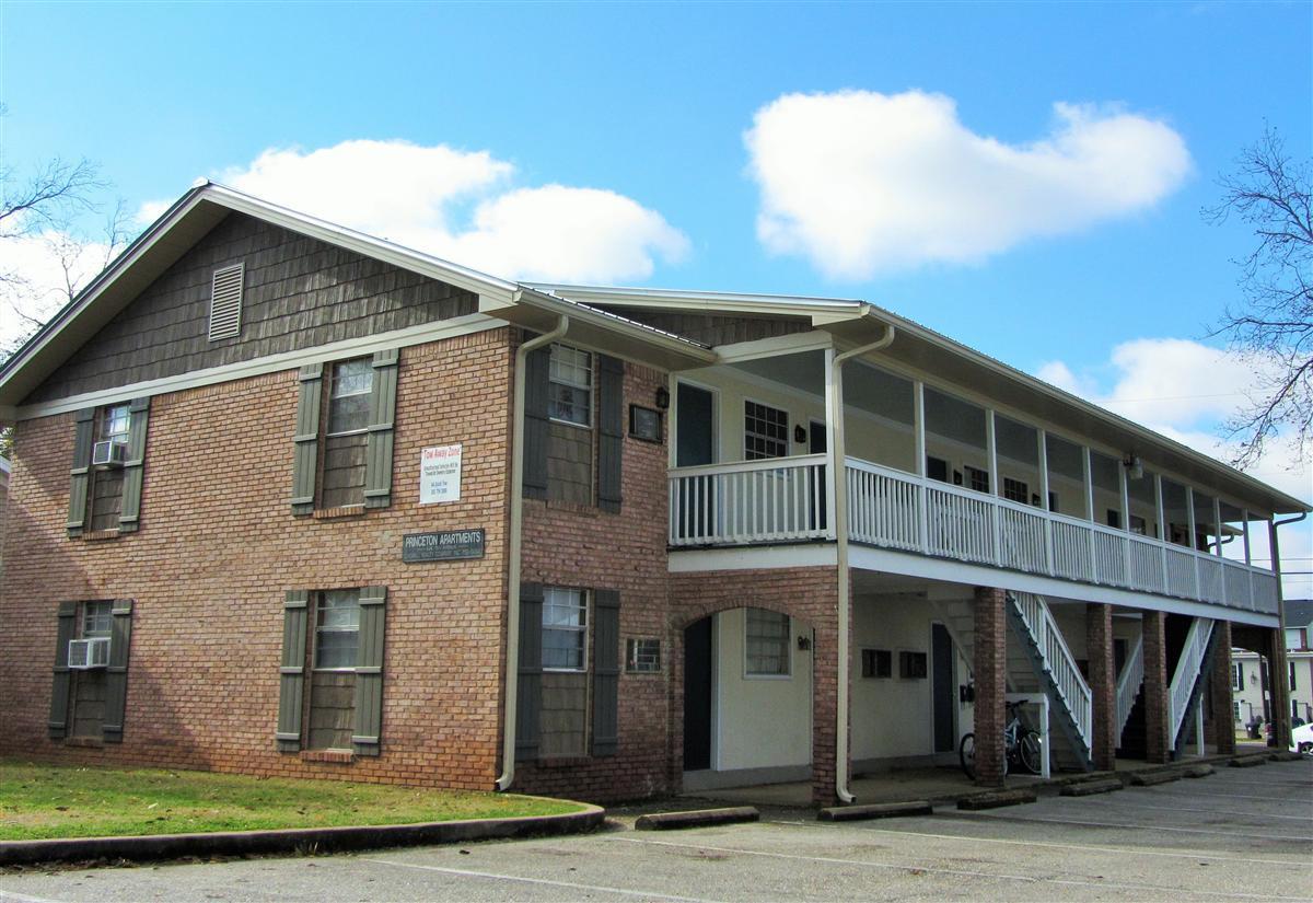 Princeton Apartment In Tuscaloosa Al