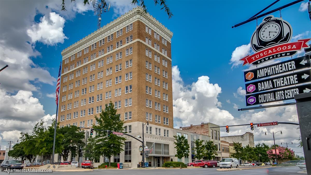 The Tower Luxury Apartments Apartment In Tuscaloosa Al