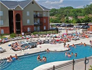 Campus Evolution Villages apartment in Tuscaloosa, AL