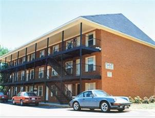 Campus Square apartment in TUSCALOOSA, AL