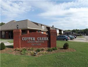 Copper Creek apartment in Tuscaloosa, AL