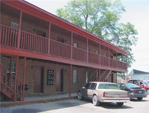 Eastpark Apartments apartment in Tuscaloosa, AL