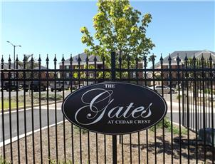 Gates at Cedar Crest apartment in Tuscaloosa, AL