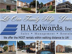 H.A. Edwards, Inc. apartment in Tuscaloosa, AL